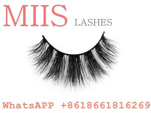 package 3D Mink false eyelashes