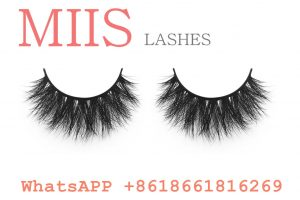 own brand real mink lashes