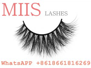 band mink lashes with private