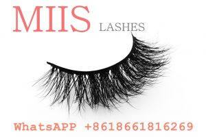 own brand 3d mink Lashes