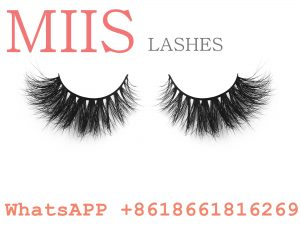 private label eyelashes with own logo
